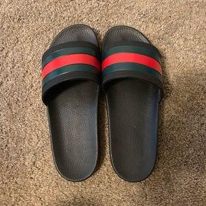 Men's Gucci Slides